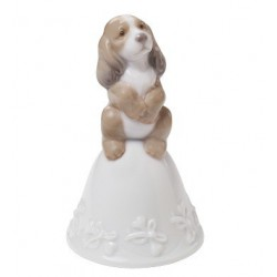 Puppy melodies Nao porcelain