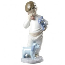 Someone is calling you Nao porcelain