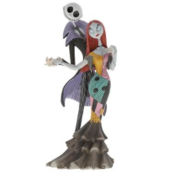 Jack and Sally Figurine Disney Showcase Collection