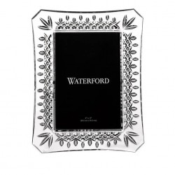 Picture Photo Frame 4x6 inches (Picture Size) Lismore Collection By Waterford Crystal