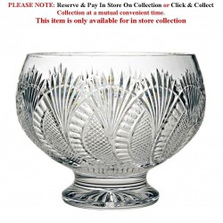 Statement Bowl Seahorse Collection By Waterford Crystal