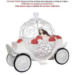 Going To The Chapel Carriage Bride Brunette