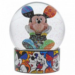 Mickey Mouse Waterball By Romero Britto
