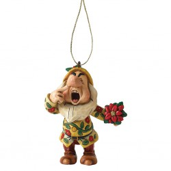 Sneezy (Hanging Ornament) Disney Traditions