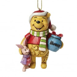 Pooh (Hanging Ornament) Disney Traditions