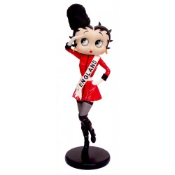 Betty Boop in England Costume H 33.5cm