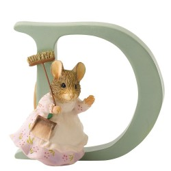 D - Hunca Munc Sweeping™ Beatrix Potter