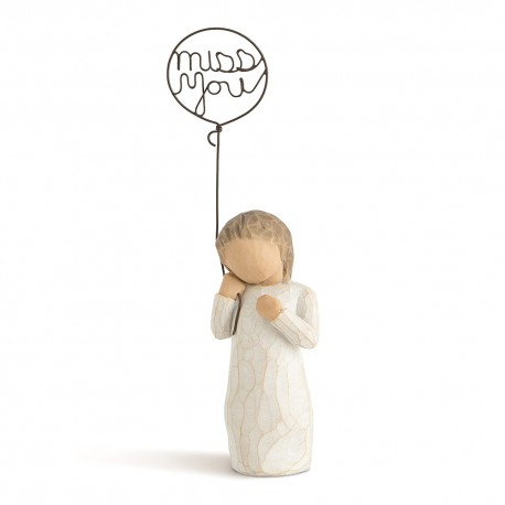 Miss You Willow Tree Figurine