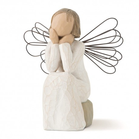 Angel of Caring Willow Tree Figurine
