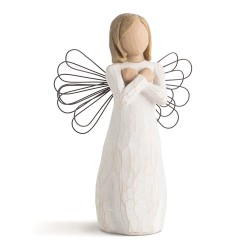 Sign for Love Willow Tree Figurine