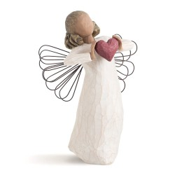 With Love Willow Tree Figurine