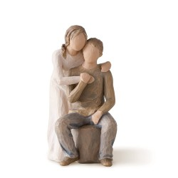 You and Me Willow Tree Figurine