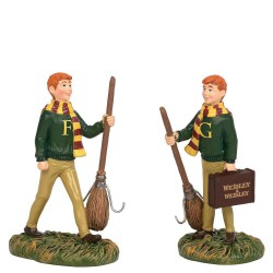 Fred & George Weasley Harry Potter Character